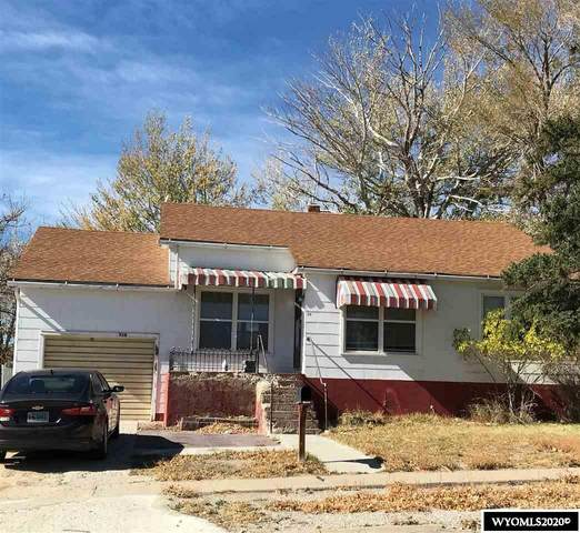 518 11th Street, Rawlins, WY 82301 (MLS #20205815) :: Lisa Burridge & Associates Real Estate