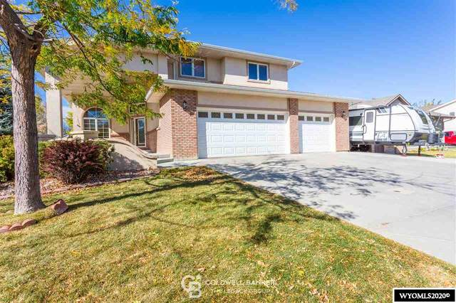 2030 Cornwall Street, Casper, WY 82609 (MLS #20205816) :: Lisa Burridge & Associates Real Estate
