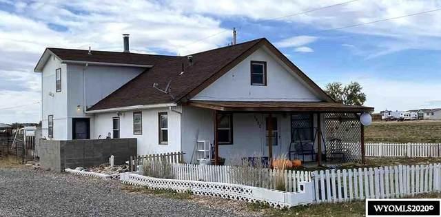 7452 Road 43, Torrington, WY 82240 (MLS #20205819) :: Lisa Burridge & Associates Real Estate