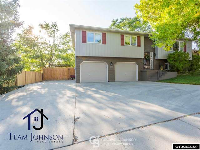 1007 Dundee, Casper, WY 82609 (MLS #20205820) :: Lisa Burridge & Associates Real Estate