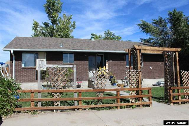 736 Richards Street, Thermopolis, WY 82443 (MLS #20205831) :: Lisa Burridge & Associates Real Estate