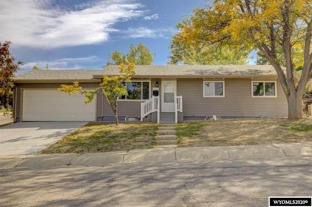 1751 Lennox Avenue, Casper, WY 82601 (MLS #20205838) :: Lisa Burridge & Associates Real Estate