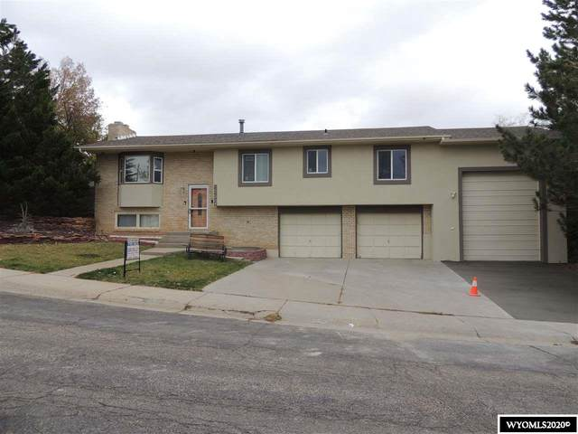 2220 Kingsboro Road, Casper, WY 82604 (MLS #20205840) :: Lisa Burridge & Associates Real Estate