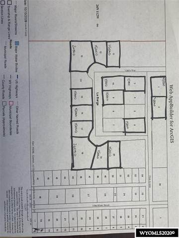 Lot 3 First Avenue, La Barge, WY 83123 (MLS #20205844) :: Lisa Burridge & Associates Real Estate