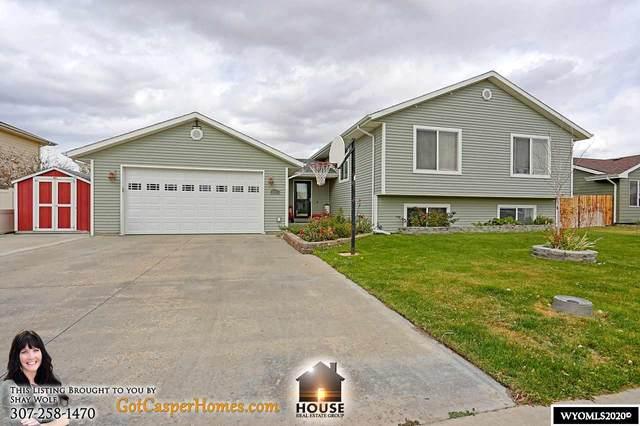 1810 Omaha Trail, Bar Nunn, WY 82601 (MLS #20205859) :: Lisa Burridge & Associates Real Estate