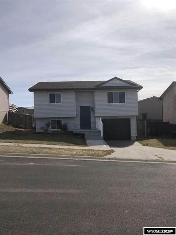 109 Lodgepole, Evanston, WY 82930 (MLS #20205861) :: RE/MAX The Group