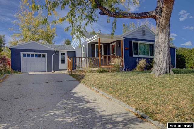1414 S Lowell Street, Casper, WY 82601 (MLS #20205862) :: Lisa Burridge & Associates Real Estate