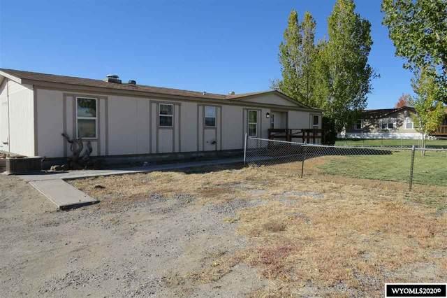 6 Arapahoe, Riverton, WY 82501 (MLS #20205874) :: Lisa Burridge & Associates Real Estate