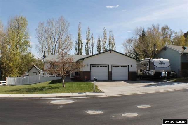 540 Knotty Pine Street, Green River, WY 82935 (MLS #20205878) :: Lisa Burridge & Associates Real Estate