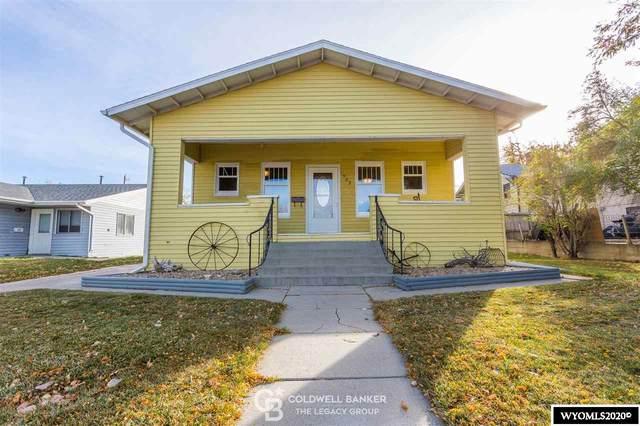 933 S David, Casper, WY 82601 (MLS #20205879) :: Lisa Burridge & Associates Real Estate