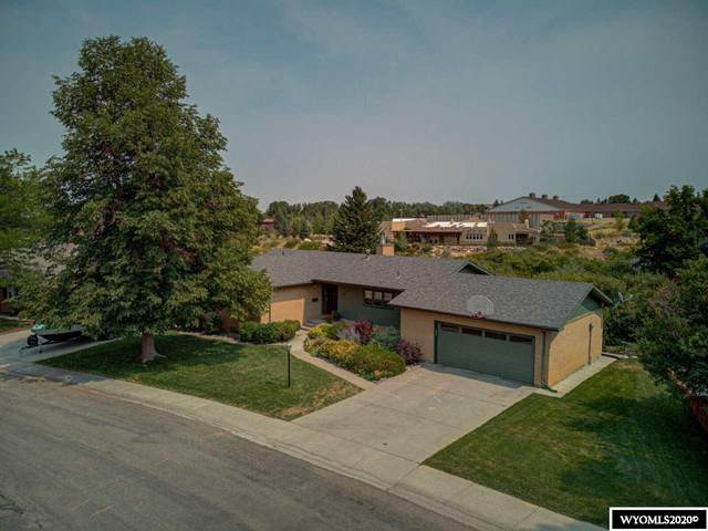 4041 Valley Road, Casper, WY 82604 (MLS #20205882) :: Lisa Burridge & Associates Real Estate