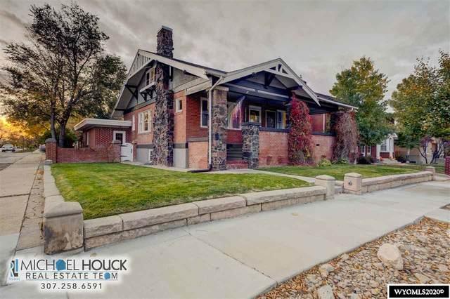 1142 S David, Casper, WY 82601 (MLS #20205884) :: Lisa Burridge & Associates Real Estate