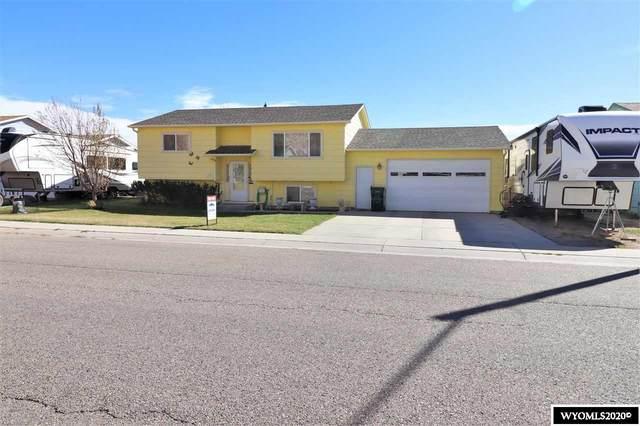 1314 Veteran's Park Drive, Rock Springs, WY 82901 (MLS #20205888) :: Lisa Burridge & Associates Real Estate
