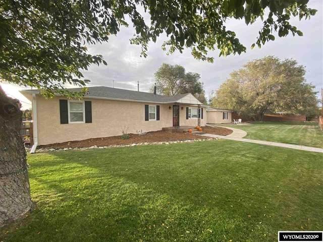 475 S Kansas Avenue, Guernsey, WY 82214 (MLS #20205889) :: Lisa Burridge & Associates Real Estate