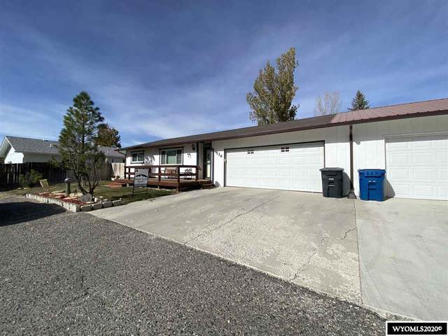 126 Cathedral Court, Riverton, WY 82501 (MLS #20205891) :: Lisa Burridge & Associates Real Estate