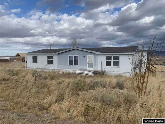 41 County Road 307, Saratoga, WY 82331 (MLS #20205897) :: Real Estate Leaders