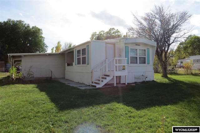 6 Clear View, Riverton, WY 82501 (MLS #20205901) :: Lisa Burridge & Associates Real Estate