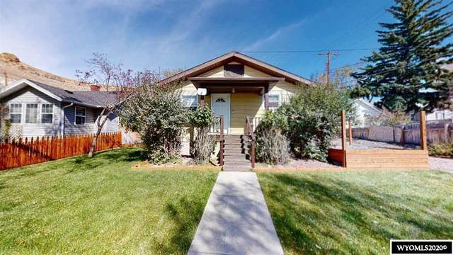 35 E 3rd North Street, Green River, WY 82935 (MLS #20205903) :: RE/MAX Horizon Realty