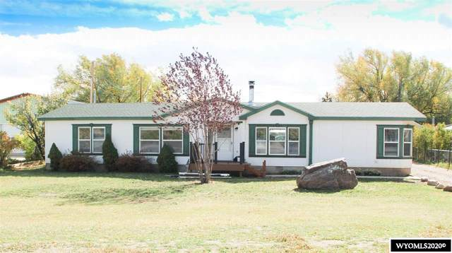 521 Second St, Mountain View, WY 82939 (MLS #20205907) :: RE/MAX The Group