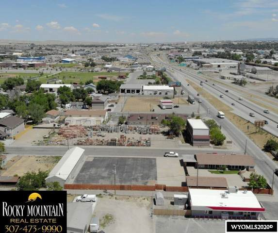 1028 E F Street, Casper, WY 82601 (MLS #20205908) :: Lisa Burridge & Associates Real Estate