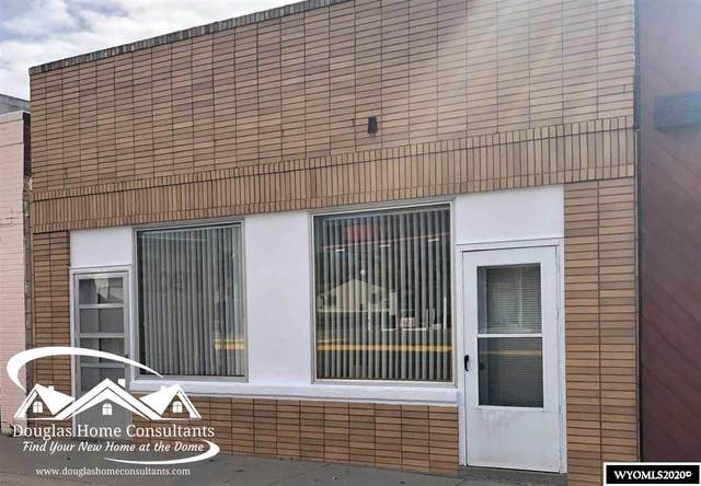 321 Center Street, Douglas, WY 82633 (MLS #20205910) :: RE/MAX The Group