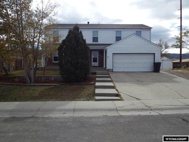 831 W 45th Street, Casper, WY 82601 (MLS #20205912) :: RE/MAX Horizon Realty
