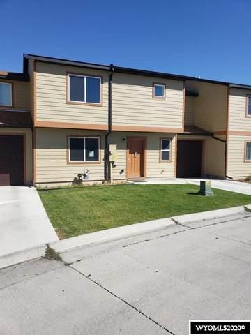 700 Shoshone #59, Green River, WY 82935 (MLS #20205930) :: Lisa Burridge & Associates Real Estate