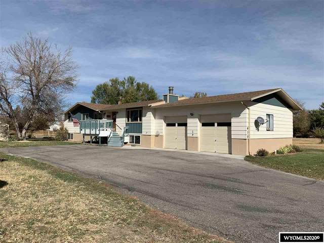 630 Amoretti Street, Lander, WY 82520 (MLS #20205937) :: Real Estate Leaders