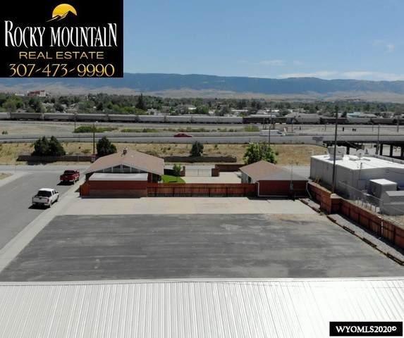 1028 E F Street, Casper, WY 82604 (MLS #20205949) :: Lisa Burridge & Associates Real Estate
