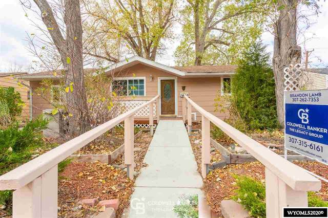 1446 Brigham Young, Casper, WY 82604 (MLS #20205951) :: Lisa Burridge & Associates Real Estate