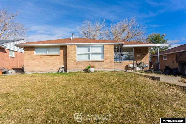 2414 Cheesbrough Way, Casper, WY 82609 (MLS #20205954) :: RE/MAX The Group