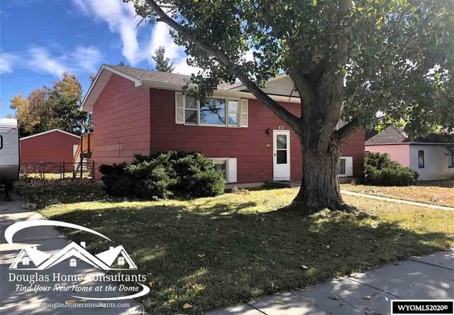 623 Jackson Street, Douglas, WY 82633 (MLS #20205959) :: RE/MAX The Group