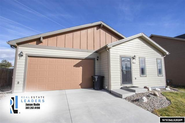 5042 Heritage Trail, Mills, WY 82644 (MLS #20205963) :: RE/MAX The Group