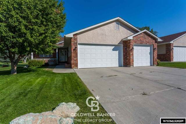 291 Indian Paintbrush Unit A, Casper, WY 82604 (MLS #20205965) :: RE/MAX The Group