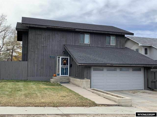 912 Lee Street, Rock Springs, WY 82901 (MLS #20205967) :: RE/MAX The Group