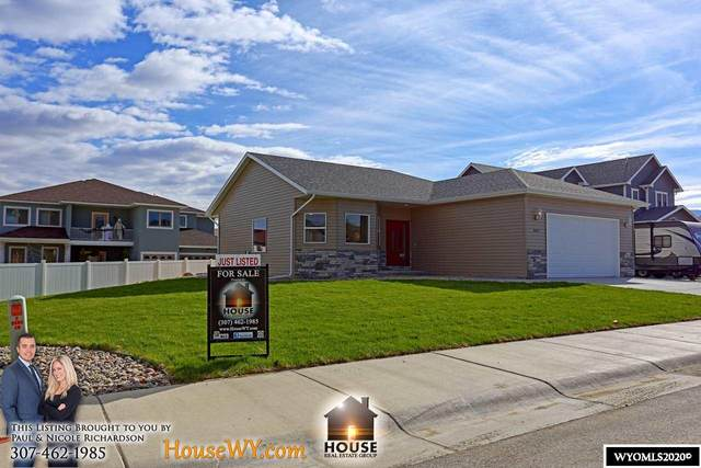 2117 Lexington Avenue, Casper, WY 82609 (MLS #20205968) :: Lisa Burridge & Associates Real Estate