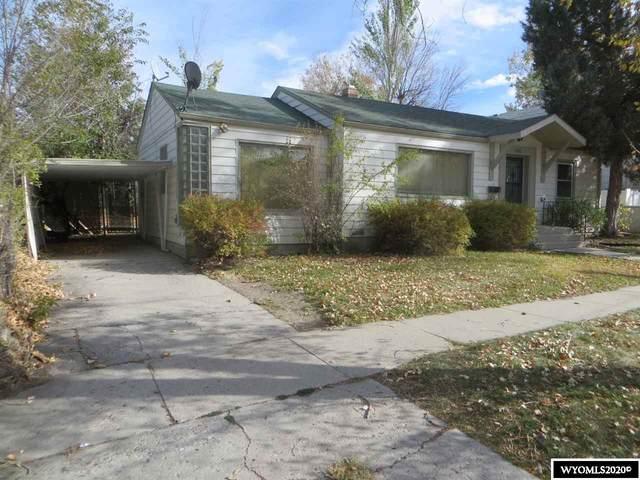 1331 S Lincoln Street, Casper, WY 82601 (MLS #20205973) :: Lisa Burridge & Associates Real Estate