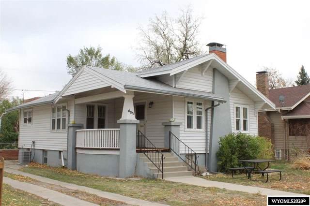433 S Grant Street, Casper, WY 82601 (MLS #20205975) :: Lisa Burridge & Associates Real Estate