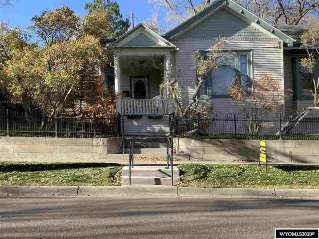 514 A St, Rock Springs, WY 82901 (MLS #20205979) :: Real Estate Leaders