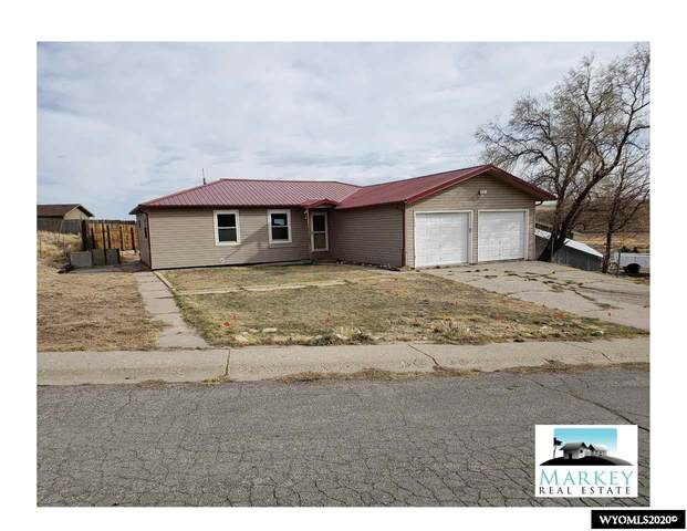 1005 Mineral, Hanna, WY 82327 (MLS #20205981) :: RE/MAX The Group