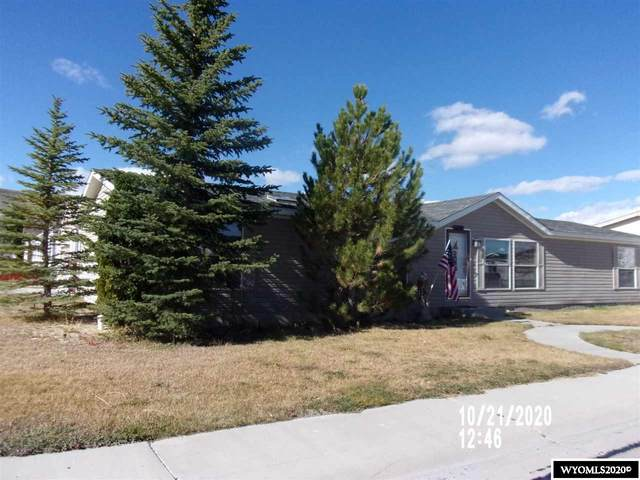 3826 Sandhill St, Rock Springs, WY 82901 (MLS #20205986) :: RE/MAX The Group