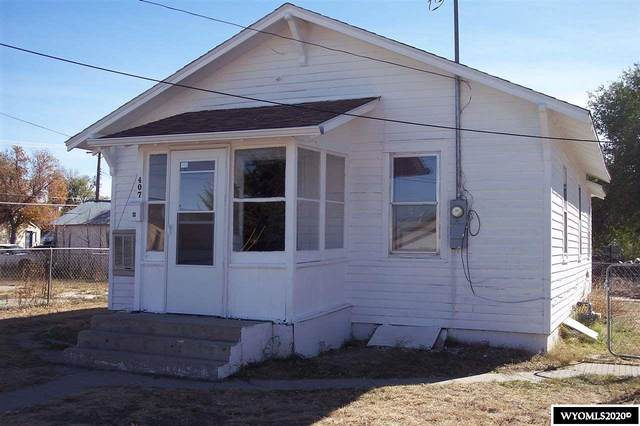 407 W 19th Avenue, Torrington, WY 82240 (MLS #20205989) :: RE/MAX The Group