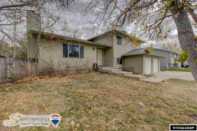 2115 Boysen, Casper, WY 82604 (MLS #20205991) :: Real Estate Leaders