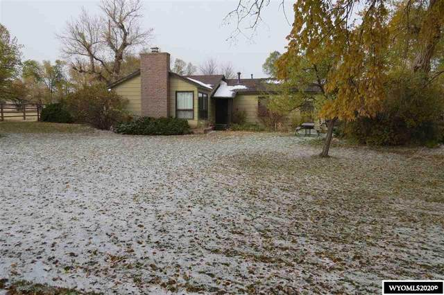 106 Zuber Road, Riverton, WY 52601 (MLS #20206004) :: Real Estate Leaders