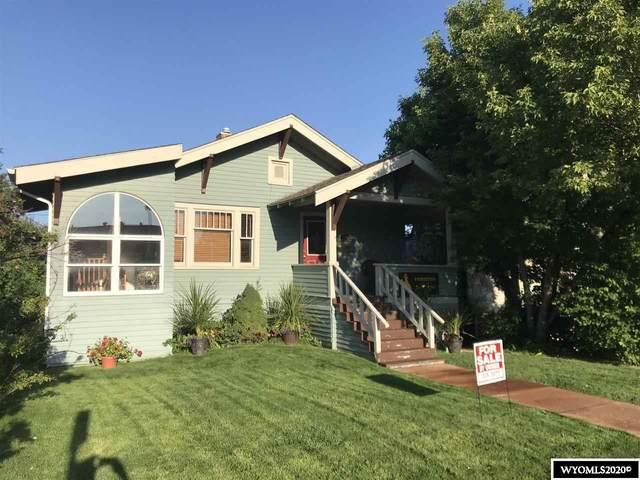 214 S Grant Street, Casper, WY 82601 (MLS #20206013) :: RE/MAX Horizon Realty
