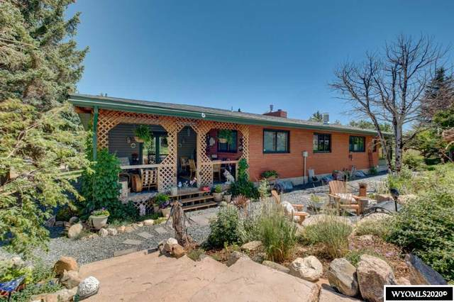 2667 Balben Road, Casper, WY 82601 (MLS #20206017) :: RE/MAX The Group