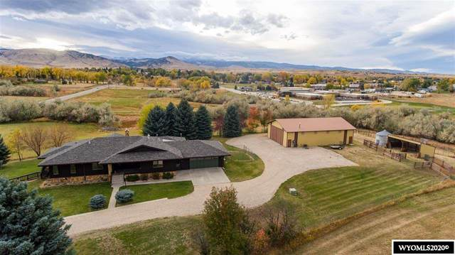 150 Cemetery Road, Buffalo, WY 82834 (MLS #20206018) :: Lisa Burridge & Associates Real Estate