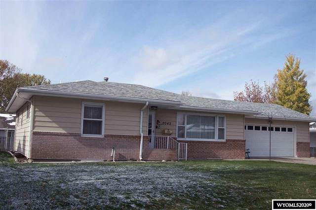 2042 E H Street, Torrington, WY 82240 (MLS #20206019) :: RE/MAX The Group