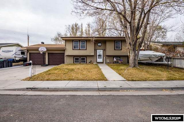 1570 Wyoming Drive, Green River, WY 82935 (MLS #20206022) :: Lisa Burridge & Associates Real Estate