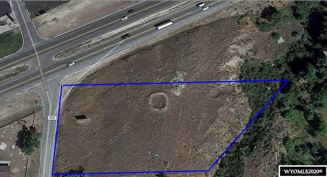 Squaw Creek Road, Casper, WY 82604 (MLS #20206025) :: RE/MAX The Group
